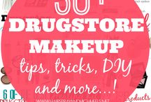 Beauty/Makeup tips / by Meredith Aldrich Loft