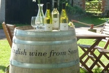 Visit an English or Welsh Vineyard / Many vineyards in the UK are open to visitors - enjoy glorious countryside, a glass of wine and bring home some treasure!