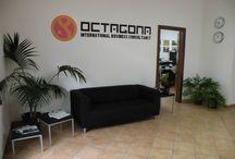 Octagona Italia ufficio Carpi / ufficio Carpi