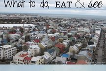 Travel the world! Reykjavik!