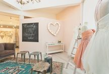 Bridal Boutiques / by Cynthia Martyn - Event Design & Styling