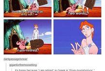 Disney Greats!