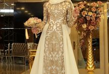 Wedding party drees