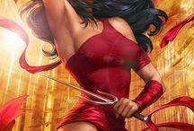 marvel comics /justice league