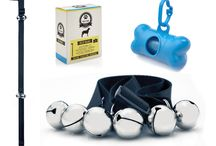 Wise Paw Dog Doorbell Kit - Premium Housetraining Potty Bells with Bonus Poop Bags + Dispenser / IF YOU WANT TO GET 15% DISCOUNT JUST WRITE YOUR EMAIL OR PM ME :)