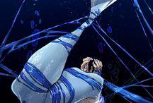 Anime/manga : Merman