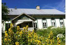 landhuis van Kees en Johanne in Zweden Sodrahalla