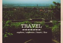 Travel ~ Adventure! / by Michelle Elliott