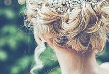 Dettagli preziosi / Tutto il necessario per rendere unica l'acconciatura delle spose / everything you need to make unique hairstyles brides