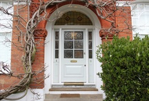Edwardian Facades [planting,doors]