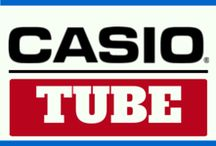 CASIO Tube / A Video Collection about CASIO Watches
