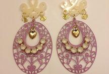 Orecchini - Earrings / gli orecchini creati da Due Punti