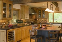 Fabulous Kitchens / by Angela McPhail
