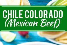 resetas y comidas mexicanas