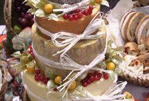 Gâteaux de fromage - Inspiration Mariage