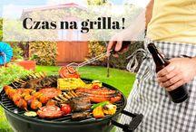 Grillujemy :-) / Przepisy na dania z grilla i niezbędne gadżety dla każdego mistrza rusztu.