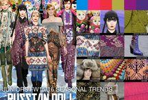 trends FW 15/16