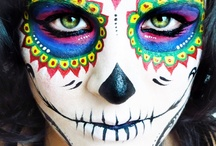 Halloween & Dia de Muertos / by Ani R
