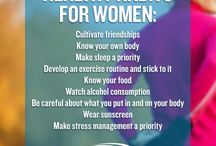 Women's Fitness / Fitness tips for gals.