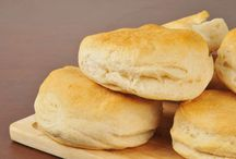 Quick Breads and biscuits.