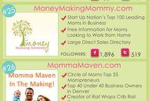 Momtrepreneur / by Brandy Walker