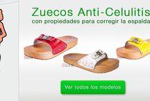 Zuecos Anti Celulitis