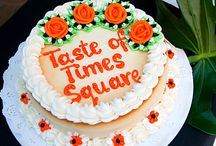 Taste of Times Square / Over 40 of our best restaurants offer their finest tastes from around the globe at Taste of Times Square – our annual outdoor food and music festival.