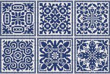 patterns / crossstitch etcetra
