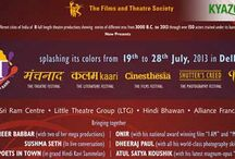 KyaZoonga.com: Buy tickets for The Theatre Festival Manchnaad at Rang