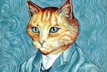 Susan Herbert´s historical cats