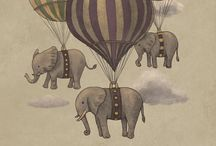 Graphic Design: Hot Air Balloon