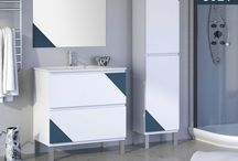 Milan / La creatividad y originalidad caracterizan este mueble de baño. Un diseño innovador, moderno y funcional hacen de este rincón íntimo un lugar ideal para terminar el día.