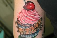 tattoos!!!! / by Nikki Beall Wilson