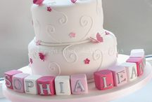Christening cake ideas