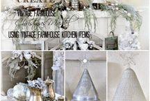 Christmas:Farmhouse Style