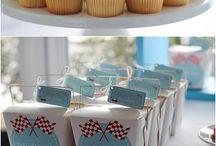 car cakes / cakes