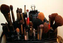 kit de maquiagem