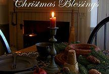 christmas..tend to like it prim... / ten pins per day please! / by Debbie Blink