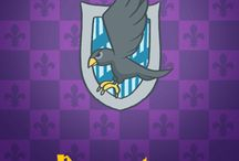 Ravenclaw pride / Proud to be in ravenclaw
