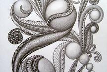 ZEN ,doodles