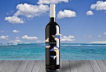 Eros & PSYCHE / White Dry Wine Sauvignon Blanc 100%