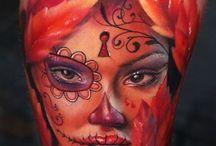 Cool Tattoos / by Gabrielli Lebrón