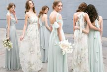 Jenny Yoo Wedding Dresses and Bridesmaid Dresses / Redefining Brides and Bridesmaids. The Jenny Yoo Collection pairs contemporary design with affordable quality. We design for the discriminating bride and bridesmaid who is looking for a dress that she can use not only for the bridal party, but again and again for any special occasion. Get inspired with the latest Jenny Yoo wedding dresses and bridesmaid dresses.