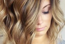 brown highlights