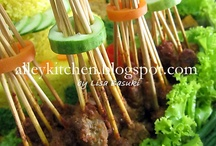 Indo Sate / by Santy Coy