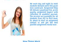 Assignment Homework Help in UK / While being under the management, there are writing assignments on the concept of human resources that is the utmost common practice students possess to do.   It holds many factors, theories, and ideas. it is desirable to take Human resource assignment help online from experts.