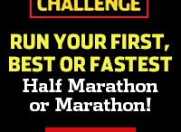 Marathon Training / by Carla Garrison