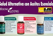 Aceites essenciales young living