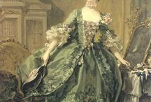 Fashion - 1700-1799 / Clothing of this era. / by Jennifer Blake
