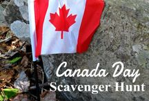 Canada day camp